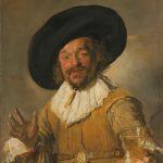 De vrolijke drinker, Frans Hals
